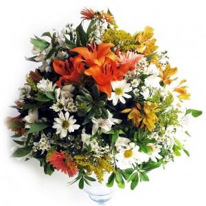 Decoração de Flor do Campo
