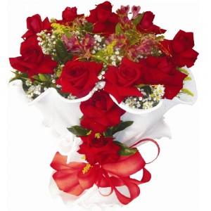 Buquê Especial com 20 Rosas no Crepom